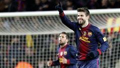 Barca otočila zápas se Sevillou a 34. zápasem bez prohry vyrovnala rekord Realu