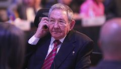 Kubánský prezident Castro nasadí do boje proti viru zika armádu