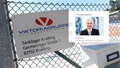 Německý správce 'šikanuje' Česko kvůli naftě: Zaplaťte zálohu a všechny náklady