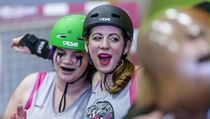 PCRD B vs. Riot Rollers Darmstadt, City Roller Derby 2016