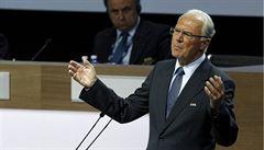 Beckenbauer dostal pokutu. Odmítl spolupracovat při vyšetřování voleb MS
