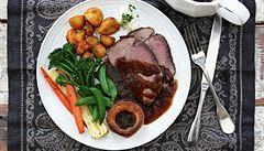 Zbořte mýty o anglickém jídle a začněte nedělním Sunday Roast