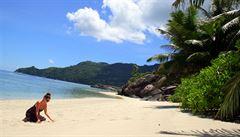 Pohádkové pláže, kokosy a želvy na cestě. To jsou Seychelské ostrovy