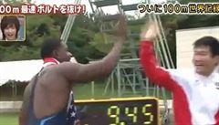 Gatlin zničil Boltův rekord na stovce, jako první ji zaběhl pod 9,5 s