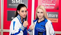 Krásky Bytyqi a Sedláčková chtějí boxerské tituly. Pála slibuje KO za Čišovského