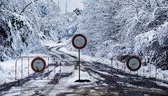 Na horách do pátku napadne až 30 centimetrů sněhu. Hrozí sněhové jazyky