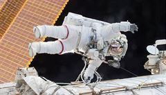Jídlo stovky kilometrů nad zemí. Na ISS jedí kosmonauti jako Francouzi