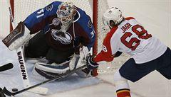Jágr se stal třetím nejproduktivnějším hráčem v historii NHL. Dotáhl se na Howea
