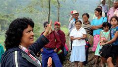 V Hondurasu zavraždili indiánskou ekologickou aktivistku