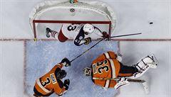 Gudas má za sebou nejlepší zápas v NHL. Dvakrát skóroval a dvakrát asistoval