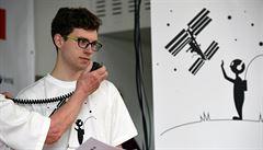 Olomouckým studentům se podařilo jako prvním v Česku spojit s ISS