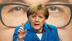 Merkelová už telefonovala s Trumpem. Musíme stavět na společných hodnotách, zdůraznila