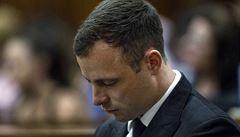 Pistorius si za vraždu přítelkyně odsedí 13 a půl roku. Trest mu zvýšil odvolací soud