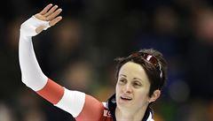 Sáblíková vyhrála i druhý závod Světového poháru na 3000 metrů