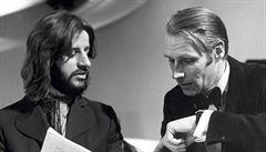 Zemřel 'pátý člen' Beatles. George Martin stál za příchodem Ringo Starra