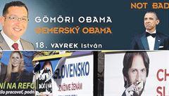 Slovensko dobývá Gemerský Obama. Romský starosta míří do parlamentu
