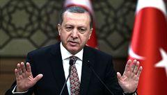 Turečtí pohraničníci zastřelili 9 Syřanů. Erdogan postaví uprchlickou vesnici