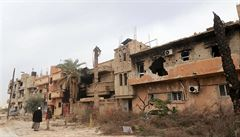 Operace 'Vulkán hněvu'. V Libyi má vyčistit města od agresorů a nelegitimních sil