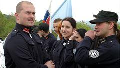 Policie na Slovensku obvinila župana Kotlebu. Vypsal prý 'neonacistický' šek