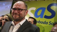 Slovenský ministr hospodářství Sulík podal demisi. Chce tím pomoct řešení vládní krize