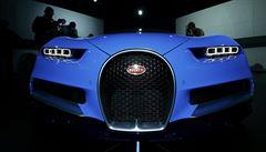 Bugatti uvedlo 'raketu' jménem Chiron. Kolik jede nejrychlejší auto světa?