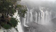 Po stopách UNESCO: Angola a Kalandula Falls, nejkrásnější vodopády v Africe