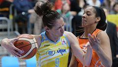 Basketbalistky USK titul v Eurolize neobhájí, podlehly Jekatěrinburgu