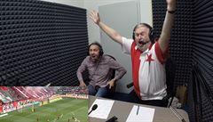 Hrabej jak myška! komentoval Ringo Čech derby. Co z něj vypadne v neděli?