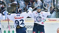 Liberec vyhrál podvanácté v řadě. Boleslav porazil díky výborné třetí třetině