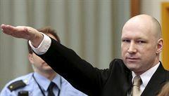 Státní zástupce podal obžalobu za schvalování Breivikova útoku. Za propagaci terorismu obviněnému hrozí až 15 let