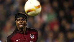 Bitva fanoušků: 'Italové' uráželi Costu. UEFA-mafia, skandovali sparťané