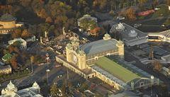 Průmyslovému paláci na pražském Výstavišti je již 125 let