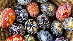Velikonoce podle předků. Zdobení kraslic, frgály a řemeslná výroba