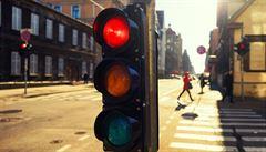 Střídaní barev na přechodu. Jak vznikl semafor?