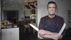 Šéfkuchař Fieldu přemýšlí o další restauraci s českým menu