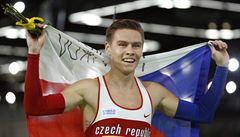 Češi mají první zlato! Maslák obhájil v Portlandu titul mistra světa na čtvrtce
