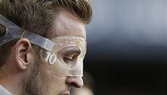 "VIDEO ""Zorro"" Kane dvěma góly udržel Tottenham v závěsu za Leicestrem"