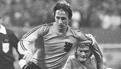 Cruyffovi se klaní celý svět: 'Byl to kouzelník, který hrál fotbal jednoduše'