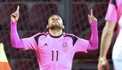 Češi nestačili na Skoty, sudí navíc odpustil domácím penaltu