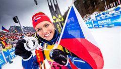Soukalová vydělala v zimě ze všech českých sportovců nejvíc, 6,3 milionu korun