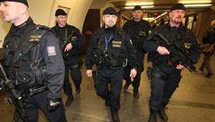Uteč, schovej se, bojuj, radí lidem klip policie v případě útoku