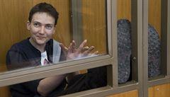 Savčenková zahájila 'suchou hladovku'. Chce tím urychlit výměnu