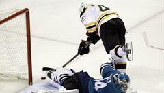 David Krejčí opět za Boston nebodoval. Kvůli zranění chyběl Islanders Židlický