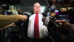 Bývalý starosta Toronta Ford zemřel na rakovinu. Proslul drogovými aférami
