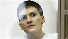 Porošenko se s Ruskem dohodl na osvobození Nadiji Savčenkové