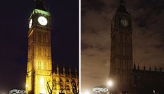 Hodina Země se blíží do Česka. Na 60 minut zhasnou památky nebo veřejné osvětlení