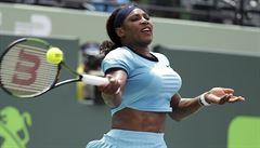 Tenisová královna padla. Serenu Williamsovou v Miami vyřadila Kuzněcovová