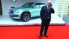 Škoda investuje za pět let do alternativních aut dvě miliardy eur