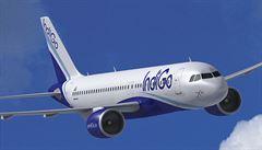Airbus získal rekordní zakázku. Indické IndiGo si objednaly 300 letadel za desítky miliard dolarů