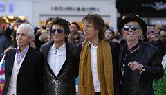 V Londýně začala výstava o kultovní kapele Rolling Stones